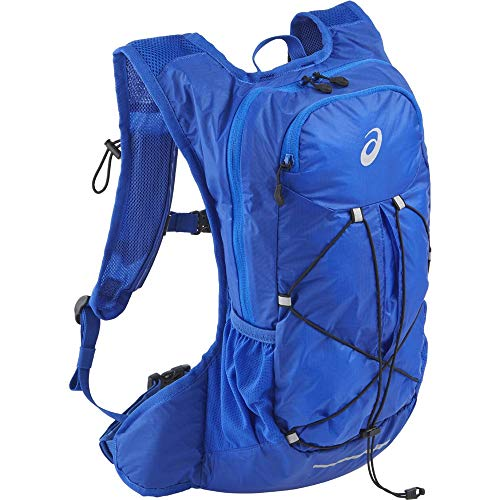 Asics Unisex-Adult 3013A149-413 Backpack, Blue, One Size