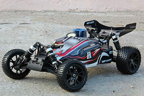 RC Racing Buggy Spirit Nitro RTR 4WD 1:10 Verbrenner 2,4GHZ RH1007