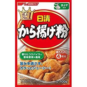日清 から揚げ粉 100g