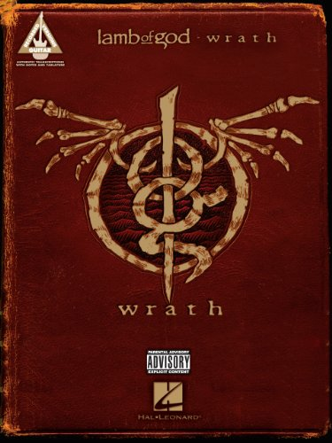 Lamb of God - Wrath Songbook (Guitar Recorded Versions)