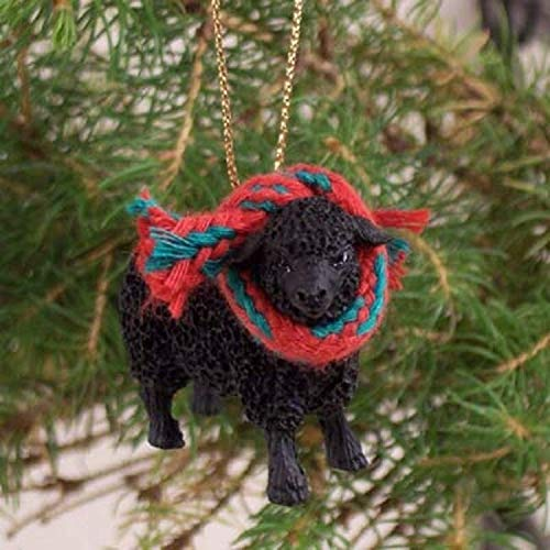 Conversation Concepts Sheep Black Original Ornament
