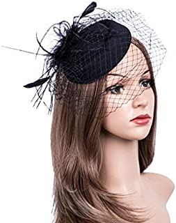 Best fascinator with netting Reviews
