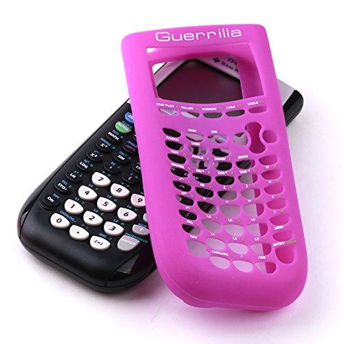 Guerrilla Silicone Case for Texas Instruments TI-84 Plus Graphing Calculator, Purple Photo #7