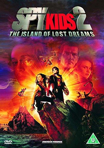 Spy Kids 2: The Island Of Lost Dreams [Reino Unido] [DVD]