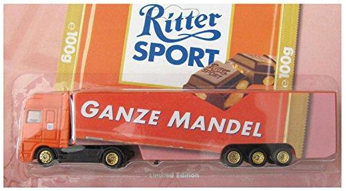 Ritter Sport Nr.13 - Ganze Mandel - DAF 95 XF - Sattelzug