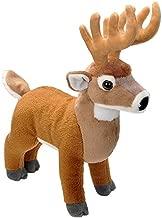 Wild Republic White Tail Buck Plush, Stuffed Animal, Plush Toy, Gifts for Kids, Cuddlekins 12