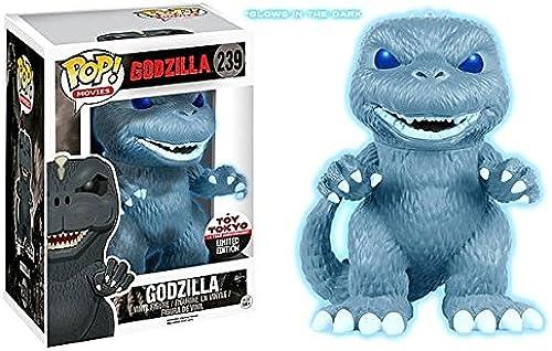 Godzilla 6  Glow In The Dark (Godzilla) NYCC Funko Pop  Vinyl Figure