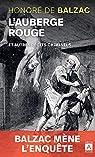 L'Auberge Rouge et autres récits criminels par Balzac