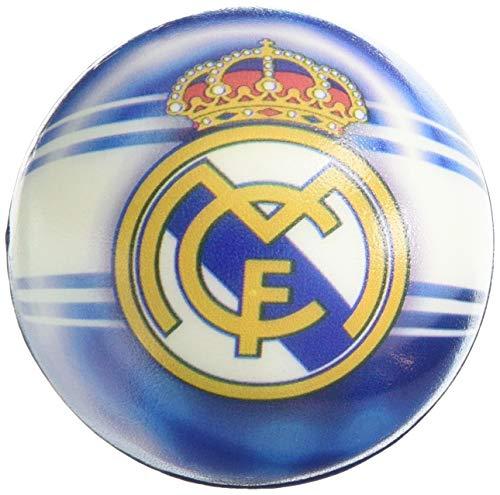 Real Madrid Pelota antiestrés 63mm (BA-20-RM), Multicolor, 0