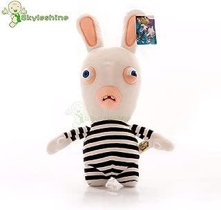 HNBY 15cm Rayman Raving Rabbids Kids Babys Plush Toys Wedding Decorations Doll for Girls (Color : C)