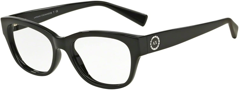 Exchange Armani 0AX3026 Optical Full Rim Oval Womens Sunglasses