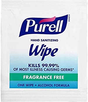 1000-Count Purell Fragrance Free Hand Sanitizing Wipes