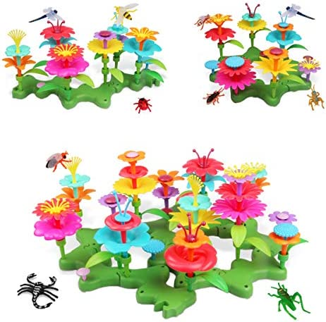 Chinese paper flower toy _image1