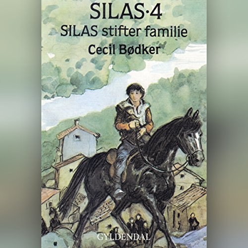 Silas stifter familie cover art