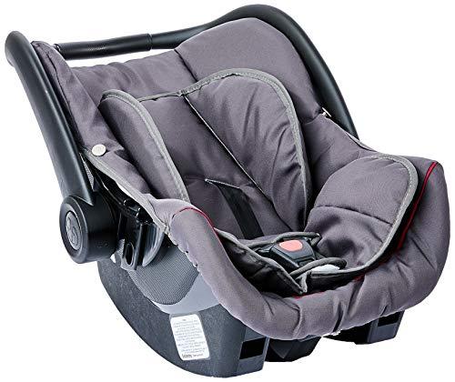 Cadeira para Auto e Bebê Conforto Cocoon, Galzerano, Grafite Vermelho