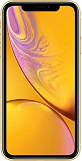 Apple iPhone XR without Facetime - 128 GB, 4G LTE, Yellow