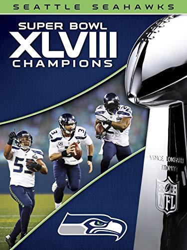 NFL Super Bowl XLVIII Champions Seattle Seahawks