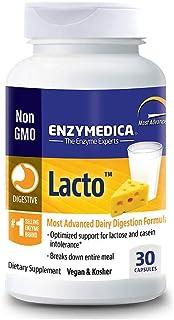 Enzymedica Lacto Capsules 30's