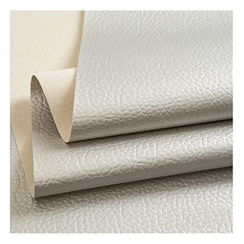 Láminas de cuero sintético para pendientes Cuero artificial Refractario Cuero artificial Whaterproof Piel de cuero artificial Tela de vinilo PU Cuero artificial ( Color : Color 3 , Size : 1.4X5m )
