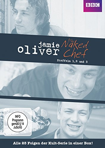 Die Jamie Oliver Collection: The Naked Chef - Staffel 1-3 (5 DVDs)