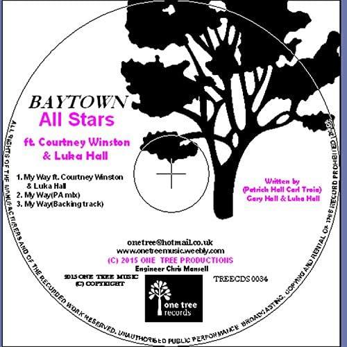 Baytown All Stars & Courtney Winston & Luka