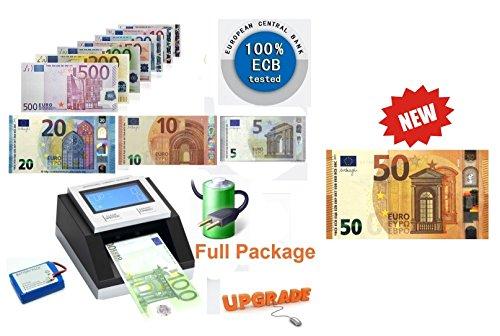 Rilevatore Banconote False Verifica Conta Banconote a...