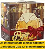 Kalea Bier Adventskalender - Edition internationale Bierspezialitäten