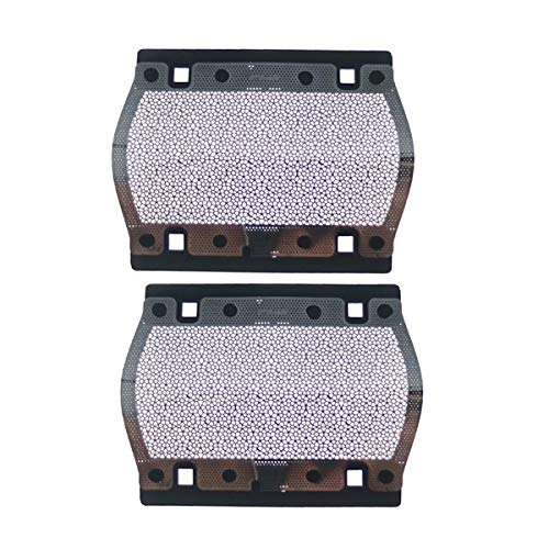 VINFANY Reemplazo de la pantalla de la lámina de la máquina de afeitar para Braun 550 570 P40 P50 P60 M30 M60 M90 5609 BS550 BS570 BS575 550 555 570 5604 5607 5608 Maquinilla de afeitar