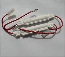 MXQIN 0.85A Horno microondas Piezas de Alto Voltaje de 5 kV