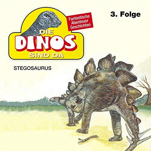 Couverture de Stegosaurus