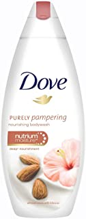 Dove Almond Cream and Hibiscus Body Wash, 190ml