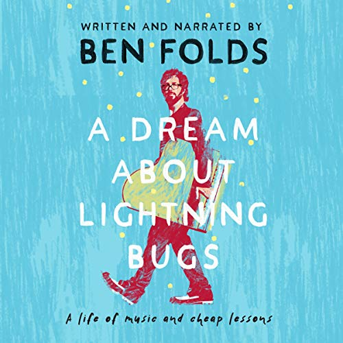 A Dream About Lightning Bugs audiobook cover art