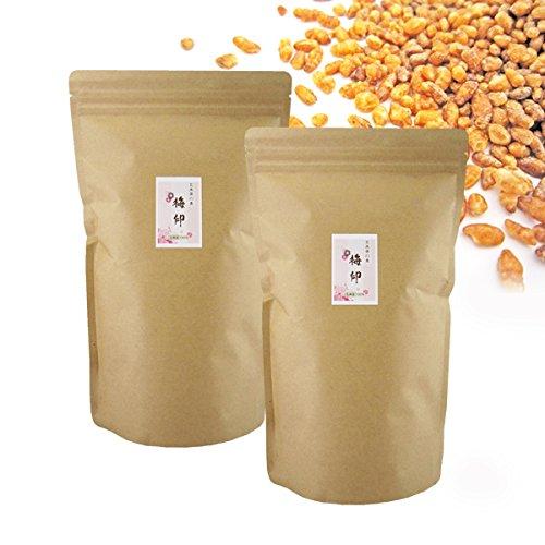 【玄米茶の素】 【梅印500g×2袋】 【九州産100%】玄米茶の素