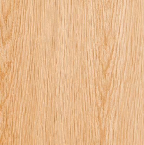 Klebefolie Buche Holzoptikfolie, Dekofolie, Möbelfolie, Tapete, selbstklebende Folie, PVC, ohne Phthalate, 45cm x 1,5m, Stärke 0,095mm, Venilia 54739