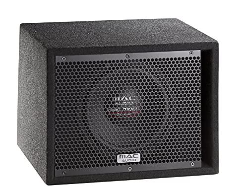 Mac Audio Mac Mobil Street 108 A - Subwoofer attivo compatto con amplificatore digitale