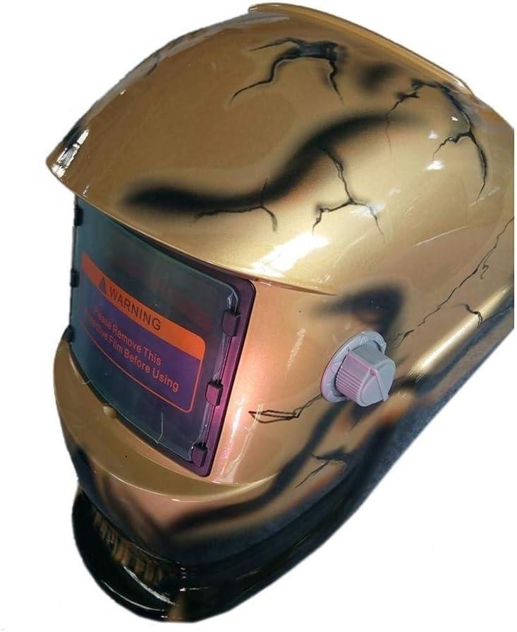 Auto OFFicial site Don't miss the campaign Darkening Solar Welding Helmet ARC TIG Welder MIG Lens Weld