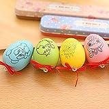 siqiwl - Giocattolo per uova di Pasqua, fai da te, per...