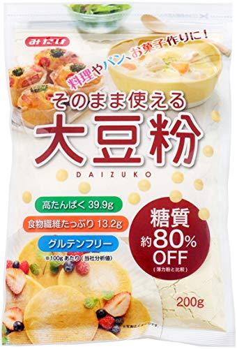 みたけ そのまま使える大豆粉200g