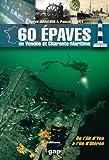 60 épaves en Vendée et Charente-Maritime