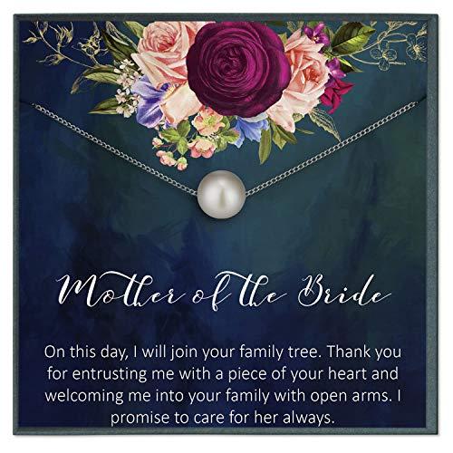 Regalo para madre de la novia del novio, madre en la ley regalo de boda del novio, regalo de boda para madre en derecho, regalo para novia mamá