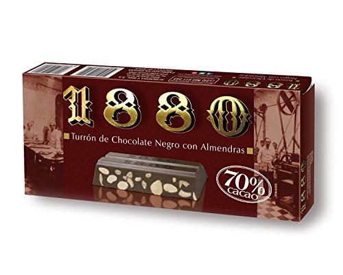 Turrón De Chocolate Negro Al 70% 1880 250G