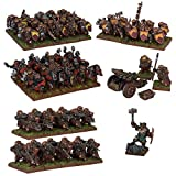 Mantic Games MGKWD110 - Gioco in miniatura dell'esercito nano, multicolore