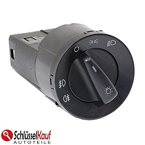 Auto Lichtschalter Hauptlichtschalter Nebelscheinwerfer 1C0941531A NEU