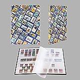 Prophila Leuchtturm A4 Giovanile Album francobolli 16 Pagine Bianche