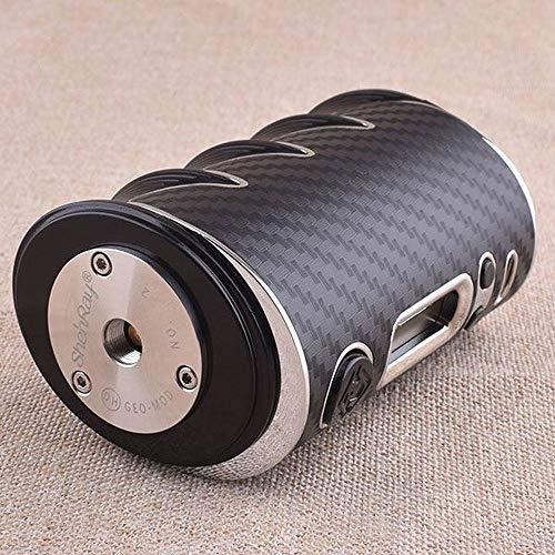 ShenRay GEO 75W 18650/26650 TC VW Box Mod TYPE-C Micro-USB - Black/White
