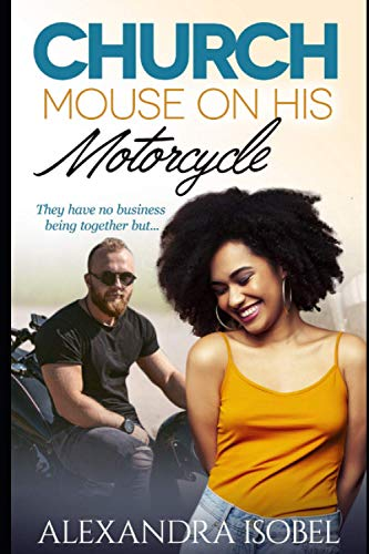 Church Mouse on his Motorcycle: It's finally their time