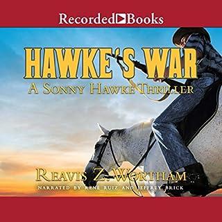 Hawke's War audiobook cover art