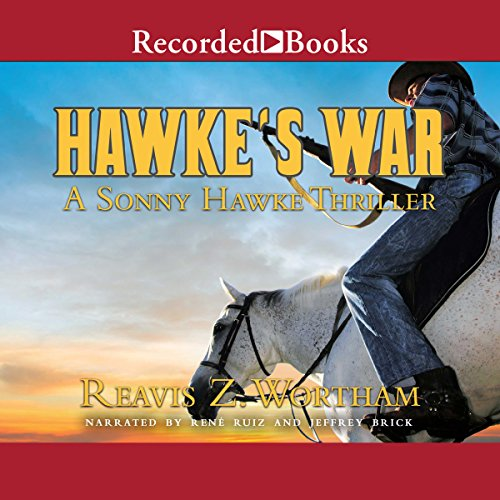 Hawke's War audiobook cover art