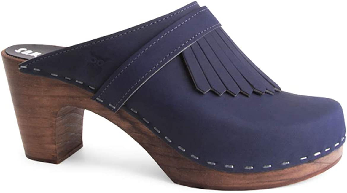 Sandgrens Don't miss the campaign Swedish Handmade Wooden Venice Mule Max 45% OFF Clog