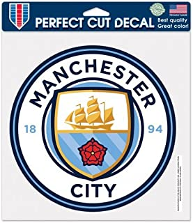 Zipperstop Manchester City FC Perfect Cut Color Decal 8